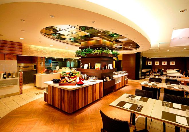クラウンカフェレストランバーanaクラウンプラザホテル福岡