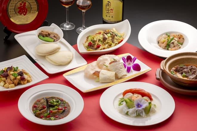 ディナーオーダービュッフェ平日中国料理 Tao Liレストランバー